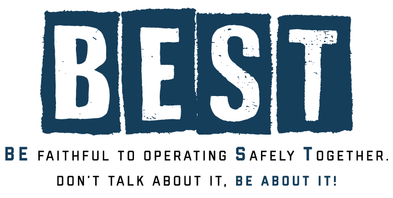 BEST - Gulf Winds Safety Logo