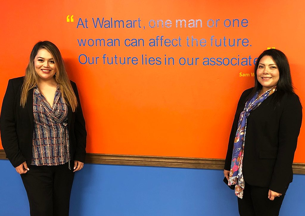 Walmart Women of Excellence Day